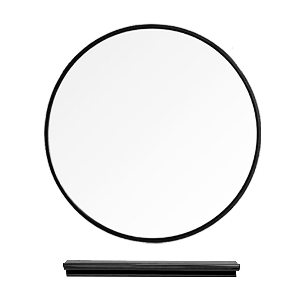 round-mirror-set